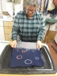 Felted Pillow Workshop