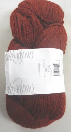 74266f42339 And a lovely new heathery rust color in Eco Wool Bulky.