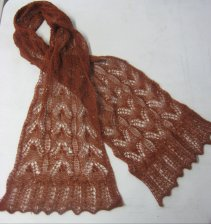 my estonian scarf by joany