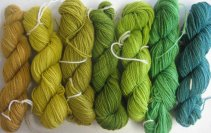 Kettle Dyed Merino